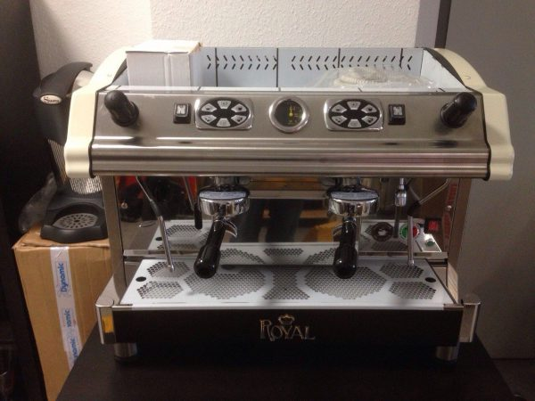 Kaffeemaschine Royal Tecnica
